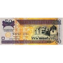 República Dominicana 50 Pesos Dominicanos, Nuevo!