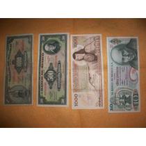 Billetes Antiguos A Un Exelente Precio Son 8 Billetes