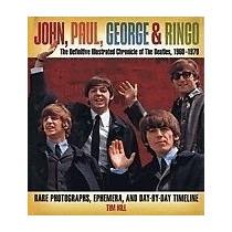 Libro De Los Beatles: La Definitiva Cronica Ilustrada Ingles