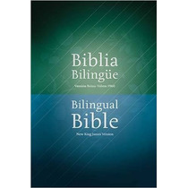 Biblia Bilingue Rvr1960 / Nkjv (spanish Edition)