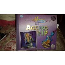 Hannah Montana, Acceso Vip, Nuevo, Original Vbf