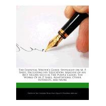 Essential Writers Guide: Spotlight On M. P., Eric Sanders