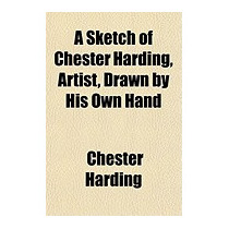 Sketch Of Chester Harding, Artist, Drawn By, Chester Harding