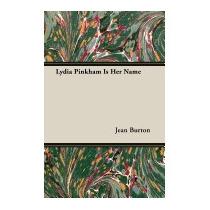 Lydia Pinkham Is Her Name, Jean Burton