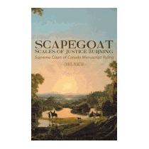 Scapegoat - Scales Of Justice Burning: Supreme, Chris Porter