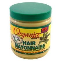 Mejor Organics Mayonesa Cabello 15 Oz De África. Jar (person