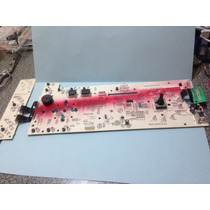 Mabe Control Panel Y Led Ebx1207p001 Para Lavadora