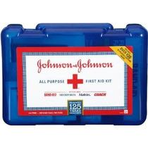 Johnson & Johnson Para Todo Uso Botiquín De Primeros Auxilio