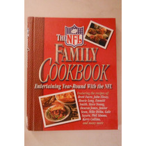 Libro The Nfl Family Cookbook Cocina Food Comida Recetario
