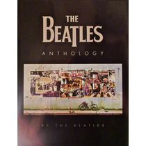 The Beatles Antologia, Libro, Idioma Ingles, Pasta Ligera