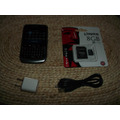 Remato Black Berry 8900 Wifi, 3.2mpx Mp3 Gratis Chip 500t/a