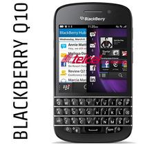 Blackberry Q10 Dual Core 3g 4g Lte 16gb 8mpx Wifi Gps Nfc