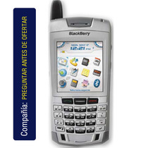 Blackberry 7100i Raw20in Alarma Bluetooth Usb Gps Mms Sms