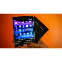 Cambio O Venta Blackberry Passport 32gb 13mpx Liberada