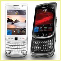 Blackberry 9800 Nuevo Original Tinto Y Negro Sin Pin