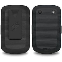 Amzer Shellster Funda Para El Blackberry Bold 9900, Blackber