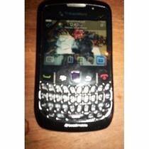 Blackberry Curve Americano Yá Está Desbloqueado Para México¿