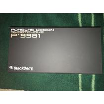 Blackberry Porsche Design P