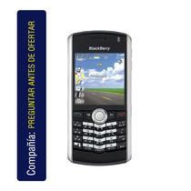 Blackberry Pearl 8120 Wifi Bluethoot Teclado Qwerty