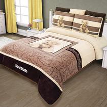 Cobertor Matrimonial Supersoft Providencia Serenity Teddy