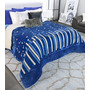 Cobertor Esquimal Plus Borrega Sydney Jumbo Matrimonial