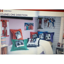 Edrecolcha C/funda Y Cojín Decorativo, One Direction, Vv4
