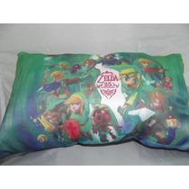 Bonita Almohada De La Leyenda De Zelda