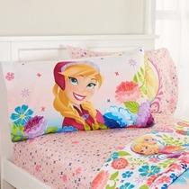 Sábanas De Frozen Importadas Princesas Olaf Disney Modelos
