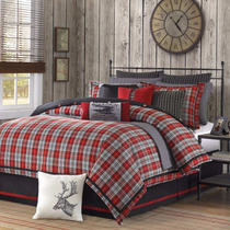 Edredon Para Cama King Woolrich Williamsport Multicolor