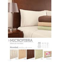 Sábanas De Microfibra, Bordadas, De Dormi Real, Op4