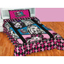 Colchas Monster High,mi Pequeña Virgen, De Concord Pm0