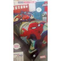 Edredón De Spiderman Con Fundas, Económico Y Muy Bonito!