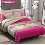 Cobertor Concord Borrega Coqueta Ro Super Mat/queen Size