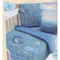 Cobertor Baby Delfin Regina