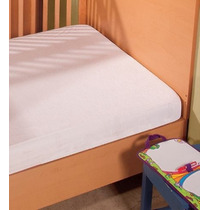 Cubrecolchon Protector Impermeable Cama Cuna Corral Vianney