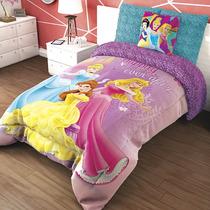 Cobertor Individual Providencia Princesas Castillo Borrega