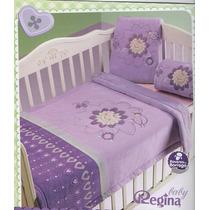 Cobertor Cunero Florecillas Regina