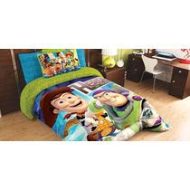 Tapa A Tus Hijos Con El Edredon De Toy Story Mas Regalo