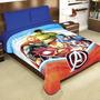 Cobertor Matrimonial Ligero Avengers Providencia
