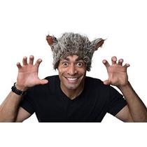 Canguro Peludo Lobo Sombrero - One Size