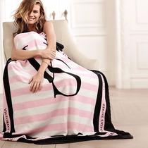 Victorias Secret Blanket Cobija Frazada Grande