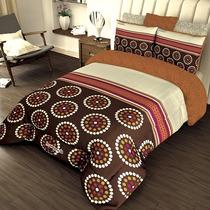 Cobertor Matrimonial Providencia Chenoa Reverso Borrega