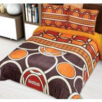 Cobertor King Size Providencia Segovia Reverso Borrega