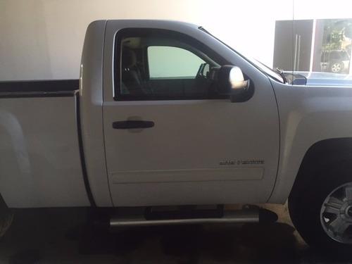 Blindada Chevrolet Cheyenne 2011 Nivel 4plus Tps
