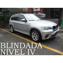 Bmw X5 2012 Blindada Nivel 4 35ia Biturbo Remato!!