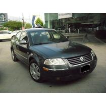 Volkswagen Passat V6 2002 Blindado 3 De Agencia