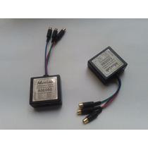 2pack Combertidor Pro Video Componente Muxlab Para 305 Metro