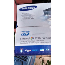 Samsung Blu Ray Smart Bd-f6500, Wifi, 3d, Nuevo