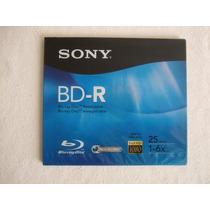 Blu-ray Disc Sony Bd-r 25gb 1-6x Nuevo