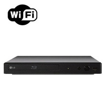 Reproductor Blu-ray Wifi Hdmi Usb Lg Bp255